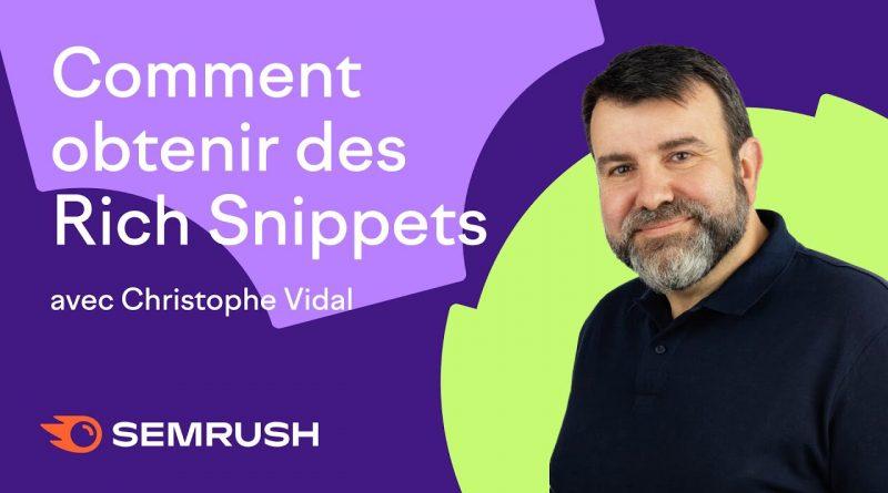 Comment obtenir des Rich Snippets ?