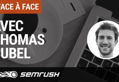 Face à Face avec Thomas Cubel