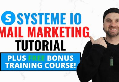 Systeme io Email Tutorial ✅ Send Emails with Systeme.io